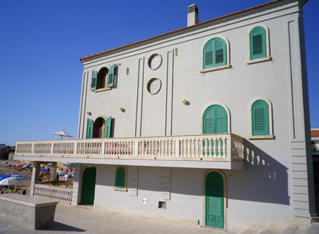 The TV and Literary Eateries of Inspector Montalbano