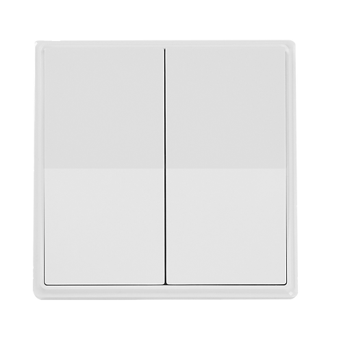 White Double Switch