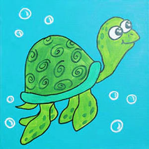 SWIMMING SEA TURTLE.png