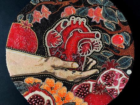 Pomegranate Heart