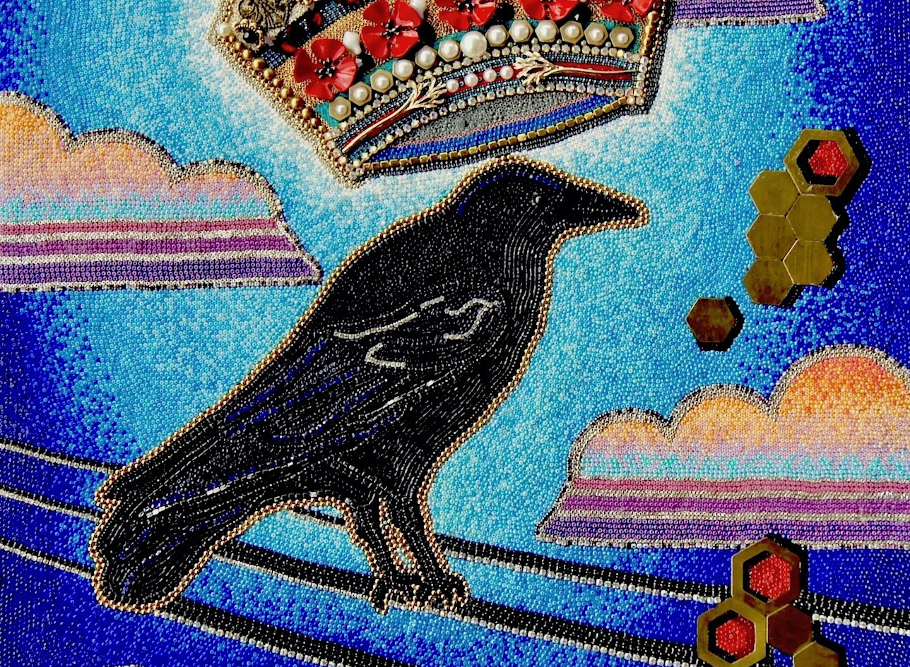 Crow on a Wire R.Young.jpg