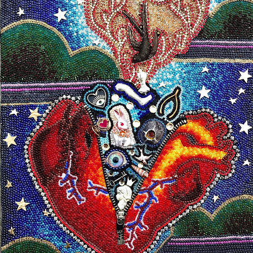 Suitcase Heart ♥️
