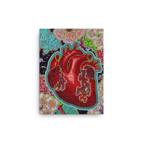 Universal Heart Canvas
