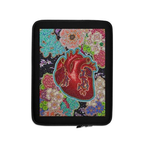 Universal Heart Laptop Sleeve