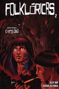 Folklóricas #2 - Capelobo