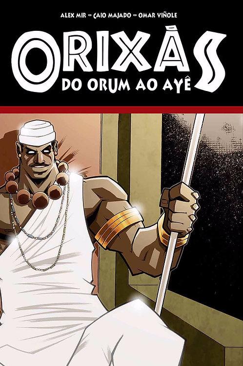 E-book Orixás - do Orum ao Ayê