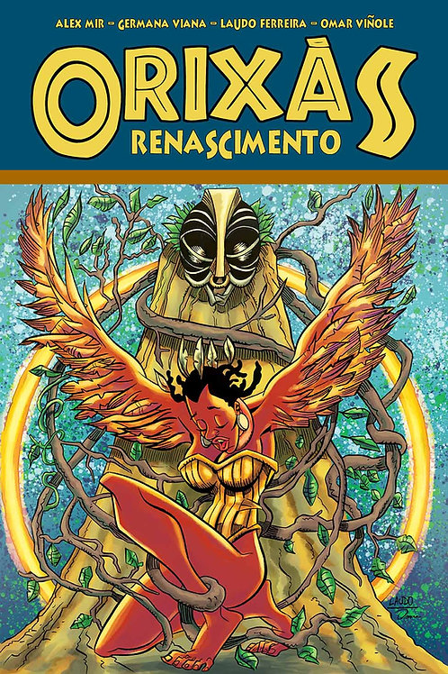 E-book Orixás - Renascimento