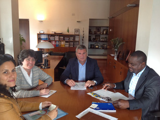 Reunión con Icxh para el Acuerdo Político