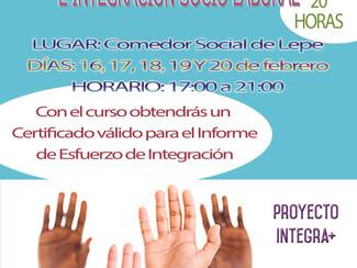 Curso Derechos Humanos, Inmigración e Integración Socio Laboral