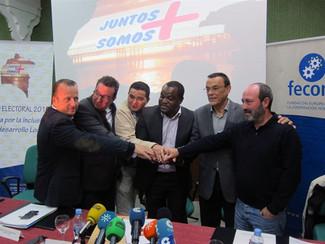 Firma Acuerdo Juntos Somos +