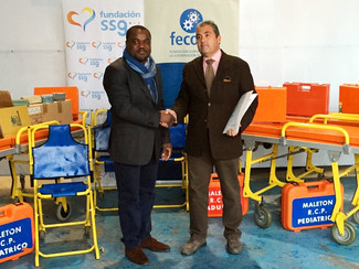 Convenio de colaboración entre Fecons y la Fundación SSG