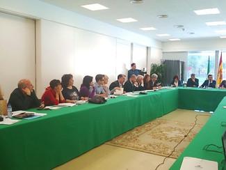 FECONS en los Diálogos sobre Desarrollo Económico Local