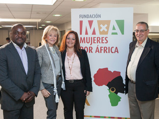 Hekima y Mujeres por África