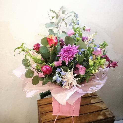 Florists Choice Gift Box Bouquet