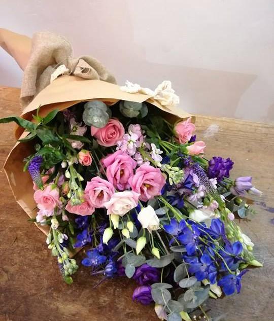 Garden gift wrap £35