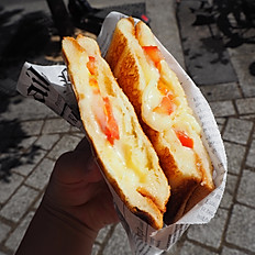 Tomate fromage