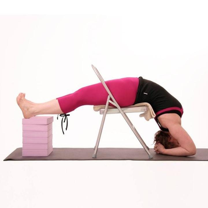 Iyengar workshop - Mire jó a szék?