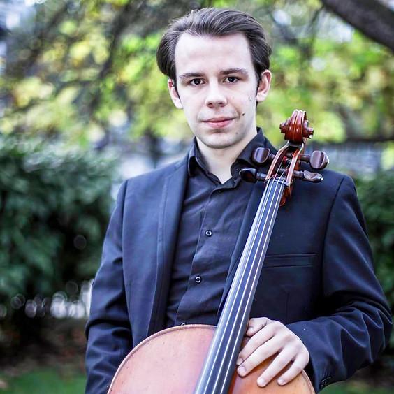 Online Concert: Thomas Bertolotti, cello & Amy Butler, piano