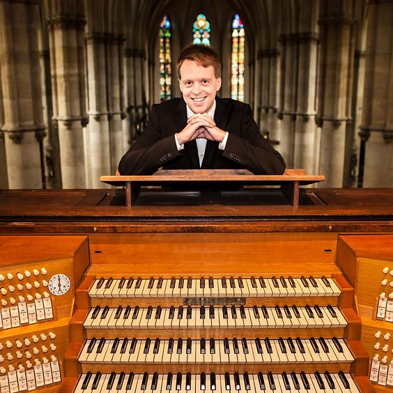 Stefan Donner, organ