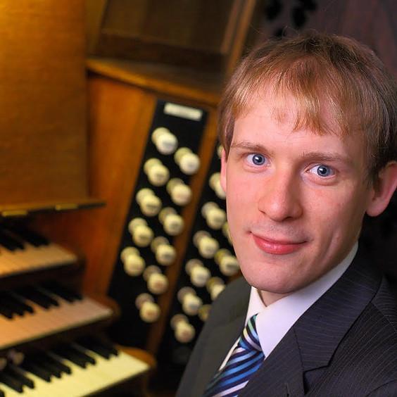 Tim Harper, organ