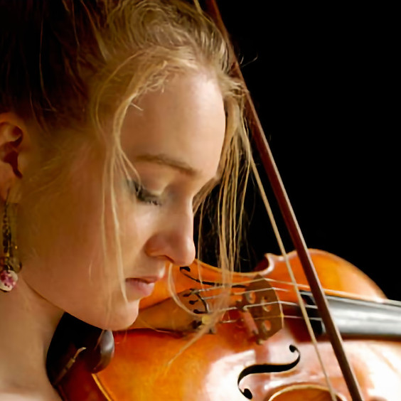 Online Concert: Charlotte Rowan, violin & Charlotte Stevenson, piano
