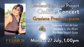 Howden Minster Concerts Moving Online