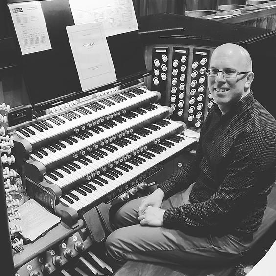 Laurence Caldecote, organ
