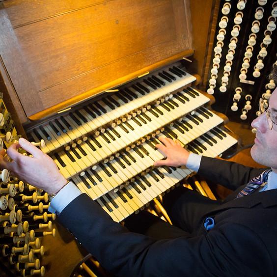 Robert Sharpe, organ