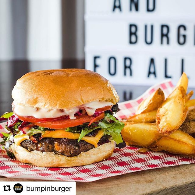 Massive shout out to our Burger Buddies