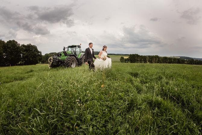 Hochzeitsfotograf in Fulda mit Anna & Pierre