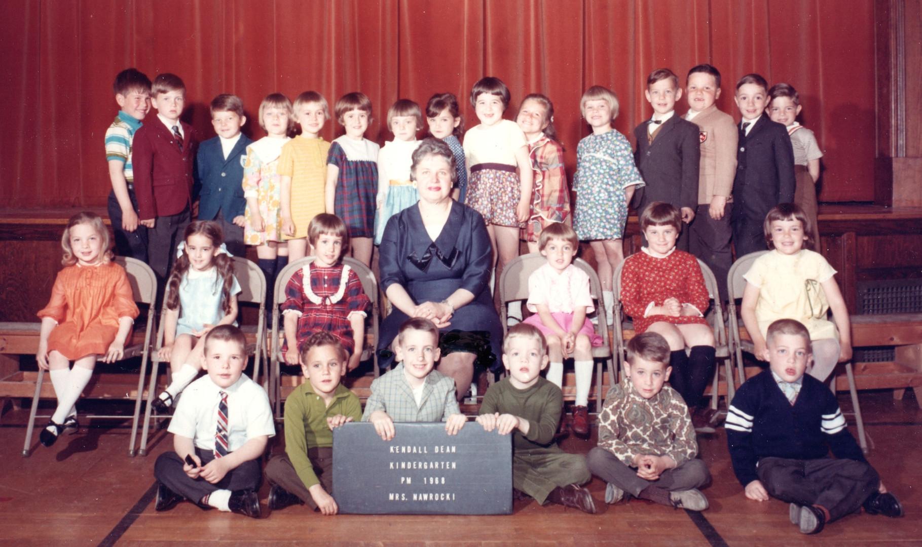Kindergarten PM  - Mrs Nawrocki