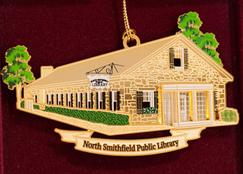 Christmas Ornament - NS Public Library