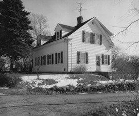 Original school house - Branch district 3
