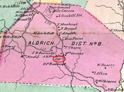 Aldrich  District 8