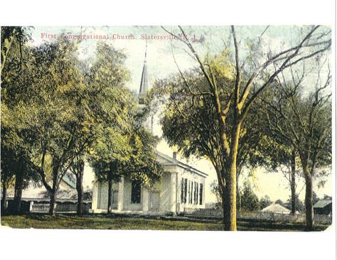 Congregational Church - Slatersville