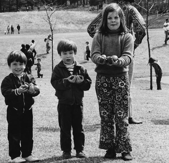 NS Town Easter Egg Hunt