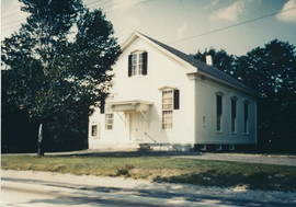 Friends Meeting House - Union Village