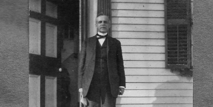 Rev Albert Darnell
