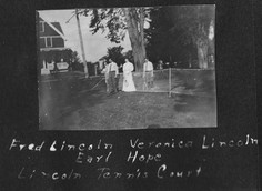 P0018 Fred and Veronica Lincoln -Earl Hope - V Hutton Album - BW.jpg