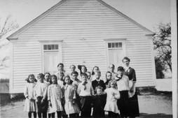 Mansfield Corner School - District 1