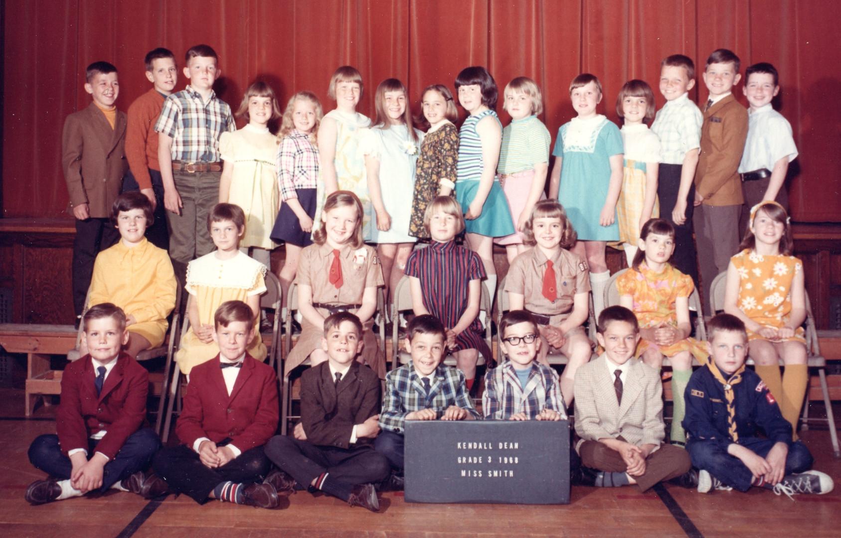 Grade 3 - Mrs Smith