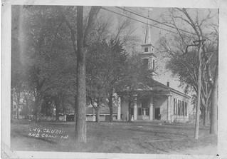 Slatersville Congregational Church