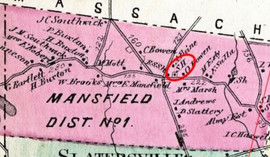 Mansfield  - District 1