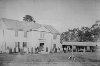 Friends Meeting House - Union Village