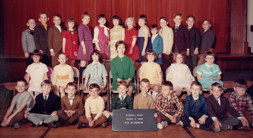 Grade 2 - Mrs Belhumeur