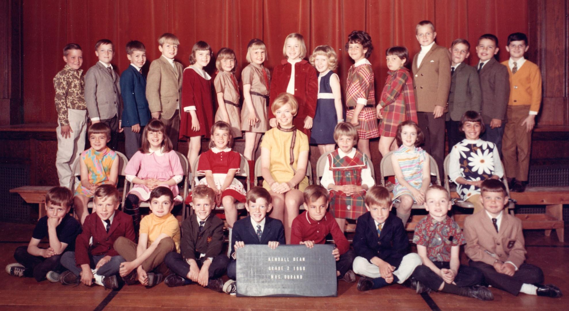 Grade 2 - Mrs Durand