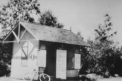 Primrose railroad station