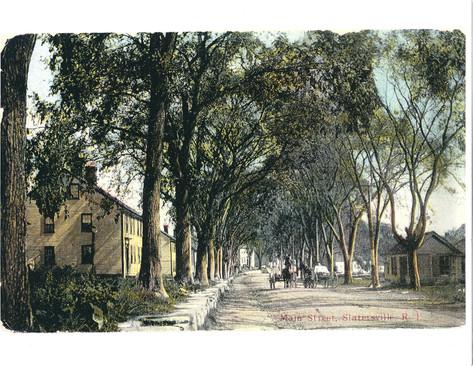Main St - Slatersville