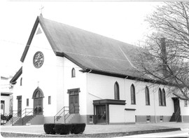 St John's Catholic Church - Slatersville