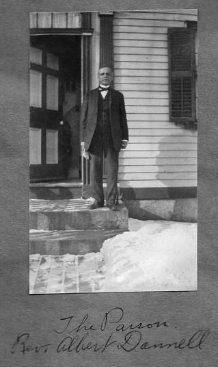 Rev Albert Donnell